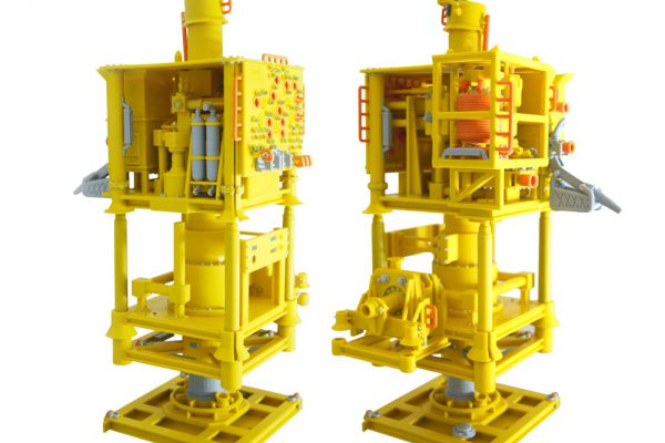 Subsea Well Head Model